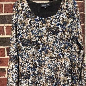 Jones New York Long sleeve dress